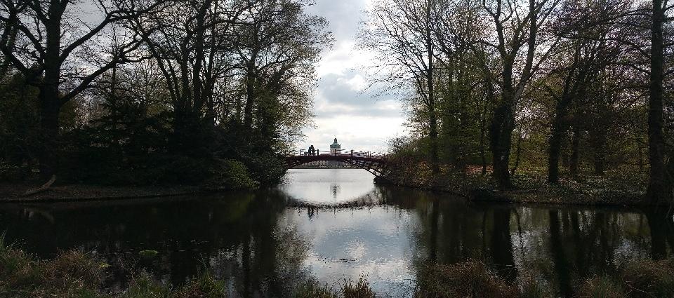 Konflikt Brücken bauen