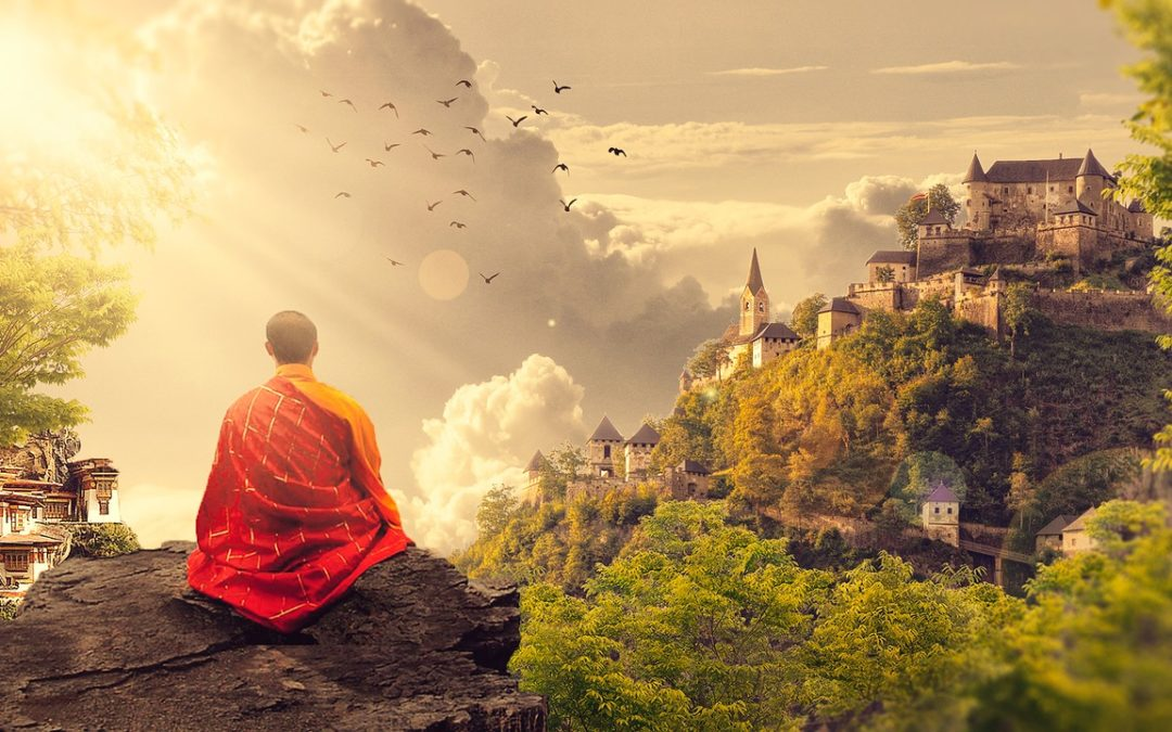 Mediation oder Meditation